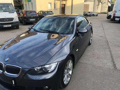 gebraucht BMW 330 Cabriolet 3er-Reihe Cabrio Diesel (E93) M-packet