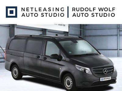 brugt Mercedes Vito 116 CDI XL Extralang Tourer Pro+Navi+AHK+7... Kombi / Family Van,