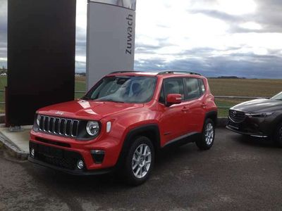 gebraucht Jeep Renegade 1,3 MultiAir T4 FWD 6DDCT 150 Limited 3x 7.190,-