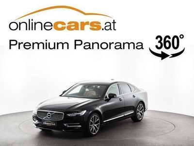 gebraucht Volvo S90 D3 Inscription Geartronic LEDER LED NAVI TEMP SHZ
