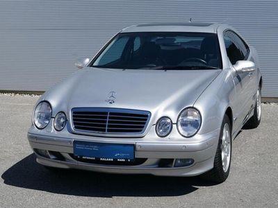 gebraucht Mercedes CLK320 Elegance Aut.