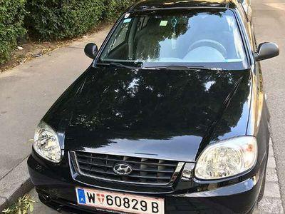 gebraucht Hyundai Accent Accent1.3 MIT PICKERL Limousine