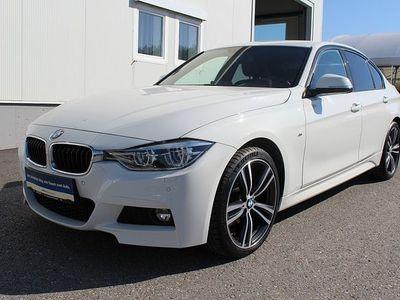 gebraucht BMW 320 3er-Reihe d xDrive M Sport Aut. Kamera LED Business Pa... Limousine,