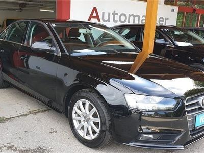 gebraucht Audi A4 2,0 TDI DPF Music Interface,BLuetooth Limousine,