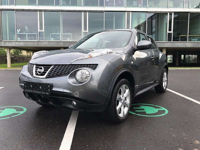 brugt Nissan Juke 1,5 dCi Acenta *PICKERL & SERVICE NEU*