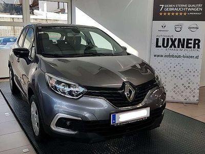 gebraucht Renault Captur Limited TCE90 EURO 6c