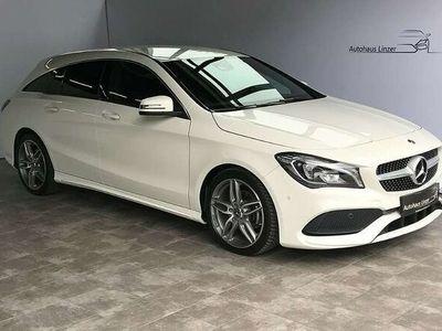 gebraucht Mercedes CLA200 CDI SB Aut. AMG *Navi*LED*