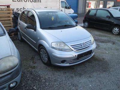 gebraucht Citroën C3 1,1i First 2 Klein-/ Kompaktwagen