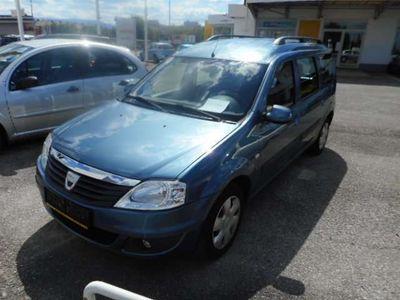 gebraucht Dacia Logan MCV Lauréate 1,6 MPI Kombi / Family Van
