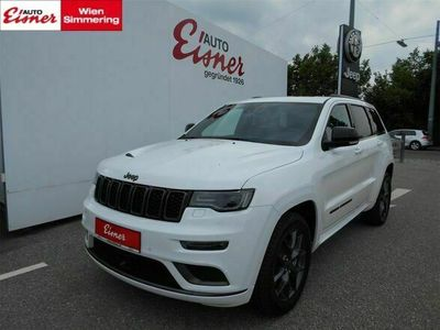 gebraucht Jeep Grand Cherokee S-Limited