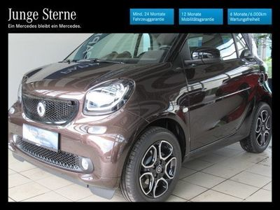 gebraucht Smart ForTwo Coupé Perfect twinamic