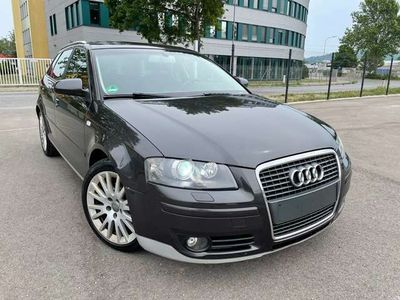 gebraucht Audi A3 Sportback Ambition 2,0 TDI DPF, NAVI, XENON, ALU
