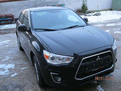 gebraucht Mitsubishi ASX 1,6 DI-D LP 2WD Invite SUV / Geländewagen,