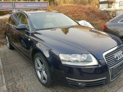 gebraucht Audi A6 Avant 2,7 TDI V6 Navi,Xenon,Leder
