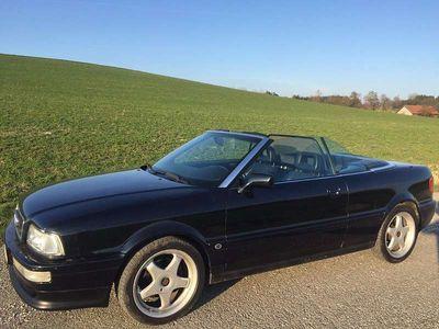 gebraucht Audi 80 Cabrio / Roadster
