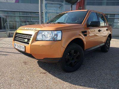 gebraucht Land Rover Freelander Freeleander 2 2,2 TD 4x4 SUV / Geländewagen,