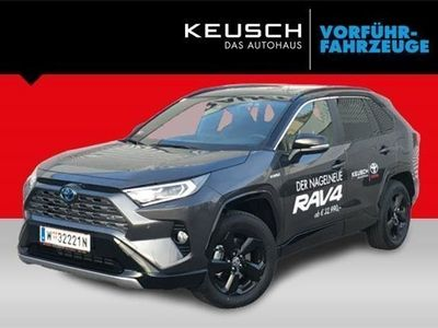 gebraucht Toyota RAV4 2,5 Hybrid Style AWD Aut. // KEUSCH