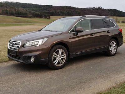 gebraucht Subaru Outback Touring Wagon 2,0 D Superior AWD CVT