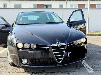gebraucht Alfa Romeo 159 Alfa SW 2,4 JTDM 20V Dist. Qtronic Distinctive