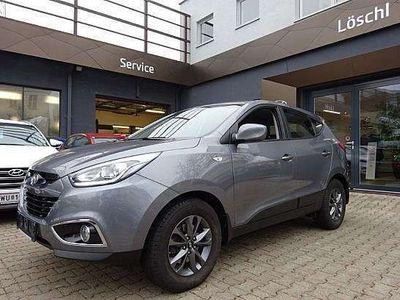 gebraucht Hyundai ix35 1,7 Crdi Limited Edition