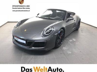 brugt Porsche 911 Carrera 4 Cabriolet GTS II (991)