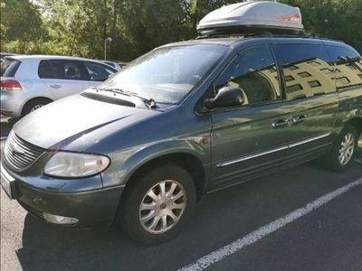 gebraucht Chrysler Voyager 2.5 CDR Kombi / Family Van