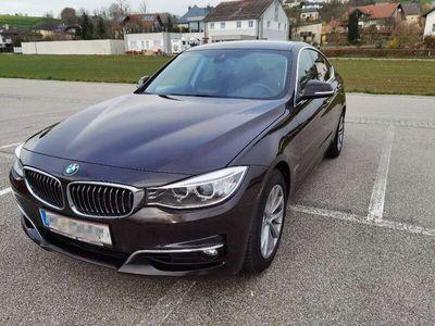 gebraucht BMW 330 Gran Turismo Serie 3 G.T. (F34) Luxury