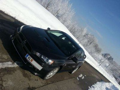 gebraucht Mitsubishi Lancer Evolution MR SST