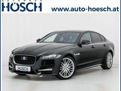 gebraucht Jaguar XF 30d R-Sport Aut. LP: 90.297,-€