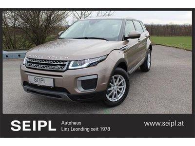 gebraucht Land Rover Range Rover evoque Pure 2,0 eD4 e-Capability SUV / Geländewagen,