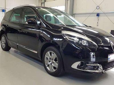 gebraucht Renault Grand Scénic 1.6 dCi BOSE Edition Kombi / Family Van