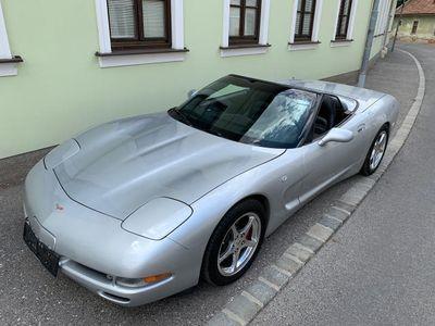 gebraucht Chevrolet Corvette Cabriolet Anniversary Edition Aut. Cabrio / Roadster,