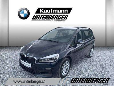 gebraucht BMW 218 Gran Tourer 2er-Reihe d Advantage Aut. Kombi / Family Van