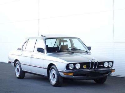 gebraucht BMW 520 5er-Reihe i Aut. E12/Original-KLIMAANLAGE*TOP* Limousine,