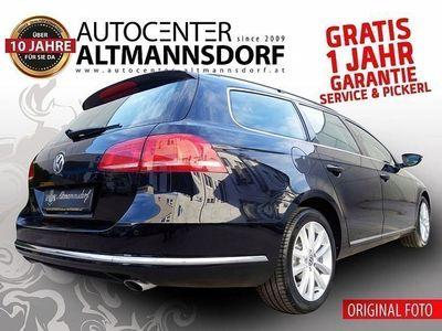 brugt VW Passat Variant HL BMT TDI 4MOTION DSG