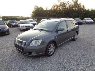 used Toyota Avensis 2,0 D4-D Linea Sol+öamtc pickerl 1/2020+4monat