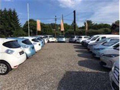 gebraucht Renault Zoe Intens Q210 22 kWh mit Batteriemiete Schnelllader Limousine,