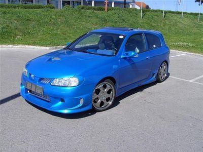 "gebraucht Nissan Almera 2,2 16V "" Di"" Sportive TD"