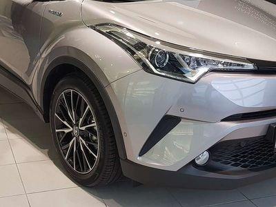 gebraucht Toyota C-HR Hybrid Automatik C-HIC SUV / Geländewagen,