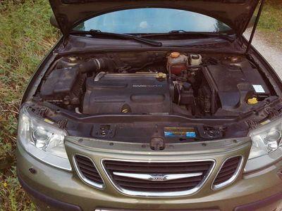 gebraucht Saab 9-3 2.0t Limousine