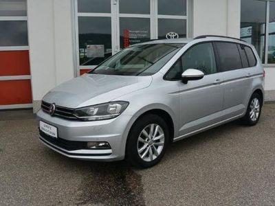 gebraucht VW Touran Comfortline 2,0 BMT TDI Kombi / Family Van,