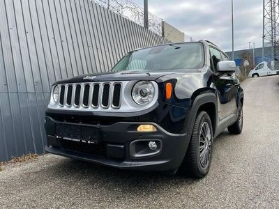gebraucht Jeep Renegade 1,6 MultiJet II 120 Limited