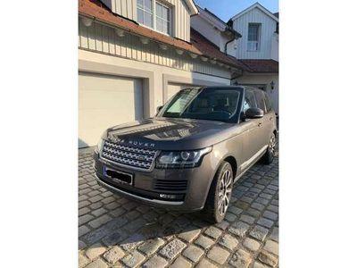 gebraucht Land Rover Range Rover 3,0 TDV6 Vogue