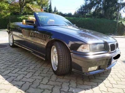 gebraucht BMW 320 Cabriolet 3er-Reihe Cabrio (E36) Sport-Edition Aut.