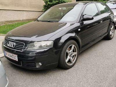 gebraucht Audi A3 Ambition 2,0 TDI