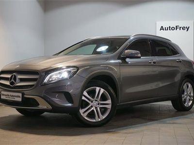 gebraucht Mercedes GLA220 GLA-KlasseCDI 4MATIC Aut. SUV / Geländewagen