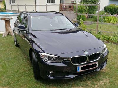 gebraucht BMW 320 3er-Reihe d xDrive Touring Kombi / Family Van,