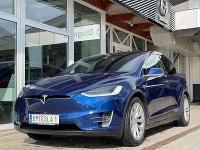 gebraucht Tesla Model X Maximale Reichwete