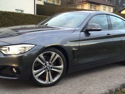gebraucht BMW 418 Gran Coupé 4er-Reihe Gran Coupe Diesel (F36) Öste
