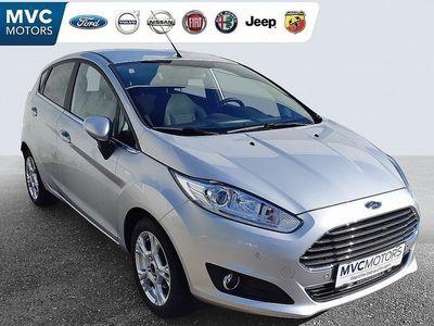 used Ford Fiesta Titanium 1,0 EcoBoost Start/Stop